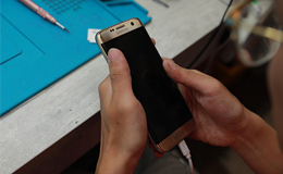 三星手機維修 s7 edge換電池新竹 新竹三星手機維修