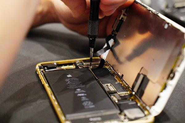 為iphone拆除螺絲
